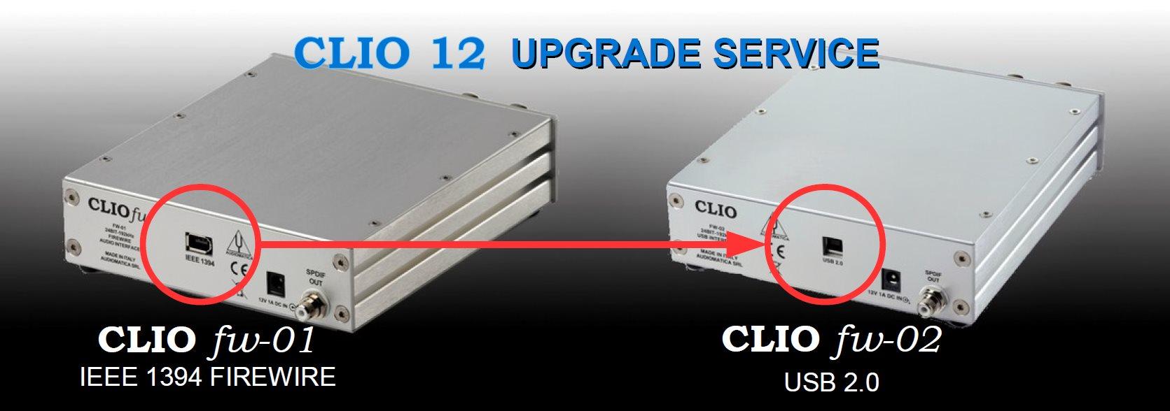 CLIO 12   Audiomatica Srl